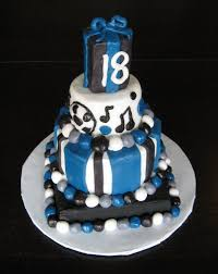 Birthday Cake For Young Guys Birthday Cake 18 Year Old Boy