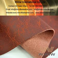 microfiber leather upholstery fabric for antique sofa furniture