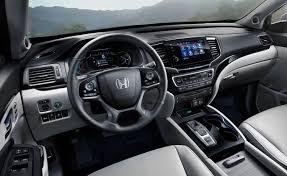 2016 honda pilot redesign interior. Simple Honda 2019 Honda Pilot Interior Intended 2016 Redesign