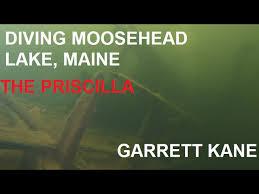 Diving Moosehead Lake, Maine | The Priscilla