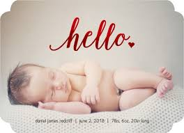 Its A Boy Baby Boy Announcement Wording