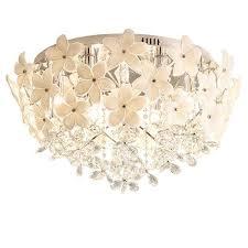 Modern Crystal <b>Ceiling</b> Chandeliers Lamp Pastoral European ...