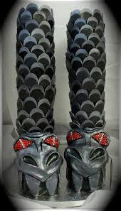 gene simmons kiss boots. our kiss destroyer boots were featured on the website. see story http://www.kissonline.com/news?n_id\u003d54551 gene simmons kiss