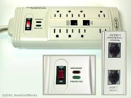 Surge Protector Joules Chart Surge Protector Ratings Howstuffworks