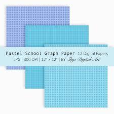 School Digital Paper Teacher Digital Paper Graph Paper Digital Papers Digital Paper Pack Math Science Printable Paper Scrapbook Paper