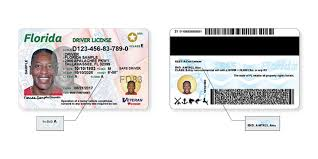Department Card - Id Florida Motor Highway Driver Vehicles Florida's License New Safety Of And