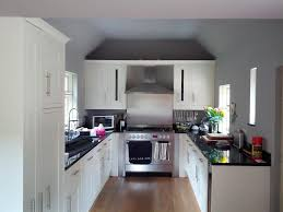 Green And Grey Kitchen Kitchen Painted In Little Greenes French Grey Mid Twitter