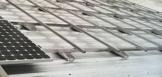 how to install solar panels on corrugated metal roofing ideas epic how to install solar panels