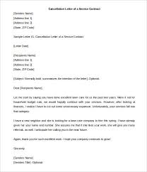 sample letters of termination contract termination letter template gdyinglun com