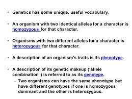 20 genetics