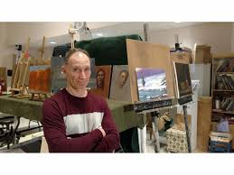 professional artist to teach oil painting in fair lawn