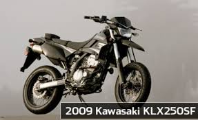 riding impression 2009 kawasaki klx250sf cycle world