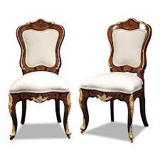 louis xiv furniture.  Xiv Louis XVStyle Side Chairs Inside Xiv Furniture B