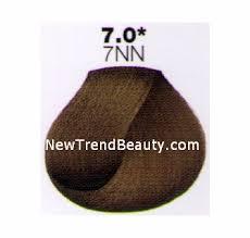 Loreal Professional Majirel Hair Color 7 0 7nn