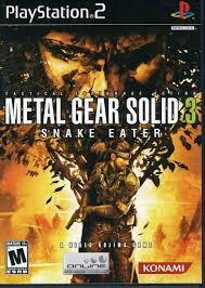 Video game:PlayStation 2 <b>Metal Gear</b> Solid 3: Snake Eater - Sony ...