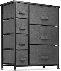 7 Drawers Dresser - Furniture Storage Tower Unit for ... - Amazon.com