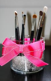 glamour makeup with makeup brush holders with diy makeup brush holder