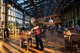 La colombe coffee, sandwiches and soups are on the menu, which is available for cafe service and during events like children's story time, friday night movie screenings, book discussions and more. Outdoor Dining In The Wind And Rain Why Not Let S Eat