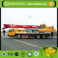 China China Crane 25 Ton Sany New Truck Crane Stc250 On