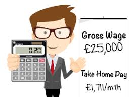 Income Tax Calculator Find Out Your Take Home Pay Mse