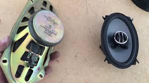 1998 - 2004 Chevy S10 Blazer Jimmy Sonoma Rear Panel Speaker ...