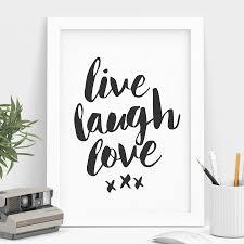 new live love laugh wa cute live love laugh wall