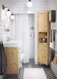bathroom accent furniture. A Small White Bathroom With Wash-basin Cabinet And Corner In Solid Pine. Accent Furniture