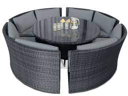 maze rattan dallas sofa set at mattressman