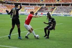 Süper Lig: Yeni Malatyaspor: 1 - Gaziantep FK: 1 İlk yarı - Malatya haber