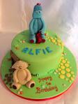 Makka pakka cake decorations
