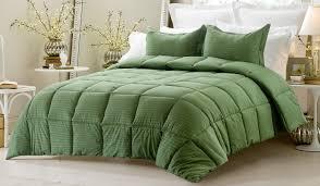 3pc reversible solid emboss striped comforter set
