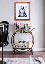 Best 25+ Bar cart styling ideas on Pinterest | Bar cart, Bar cart decor and Bar  cart essentials