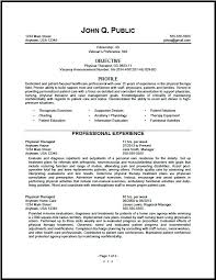 Respiratory Therapist Resume Inspiration 8122 Respiratory Therapist Resume Sample Federal Physical Therapist