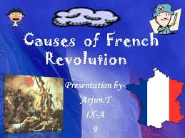 causes of french revolution authorstream
