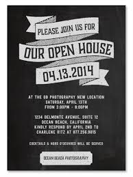 Invitation To Open House Open House Invitations For Business Under Fontanacountryinn Com