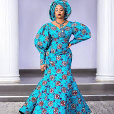 Blue African Dress Designs Best African Dress Designs Scintillating Latest Fashion