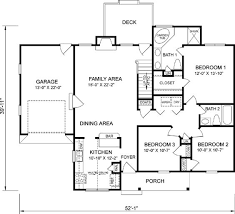 Country Style House Plans   Square Foot Home   Story     Country Style House Plans   Square Foot Home   Story  Bedroom and