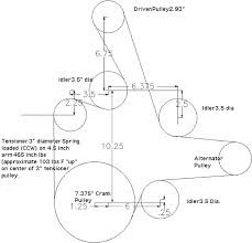 2001 mustang gt serpentine belt diagram ford mustang forum click image for larger version pulley 1 jpg views 23629 size