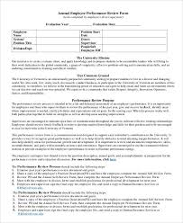 Review Examples For Employees Performance Review Examples Sample Employee Performance By Www