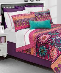 full size of girl elephant marvelous and purple ruffle ombre sets queen twin bedding mermaid teal
