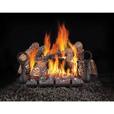 best gas fireplace logs. Vented Natural Gas Log Set With Electronic Ignition Best Fireplace Logs L