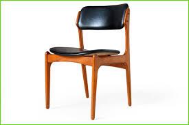 modern leather dining chairs beautiful erik buck 49 o d mobler teak danish modern dining chairs 4w4