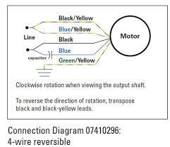 wiring diagram 4 wire ac motor wiring diagrams value blog u003e bodine electric company wiring diagram 4 wire ac motor