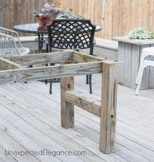 easy diy outdoor table 1 2 jpg