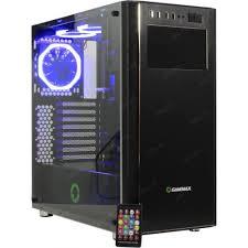 <b>Корпус GameMax Vanguard</b> VR Black без БП с окном — купить в ...