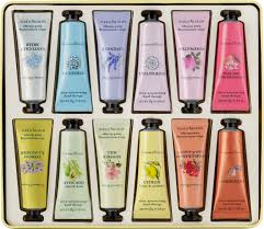 crabtree evelyn ultimate hand therapy collection gift set tin 12x25g