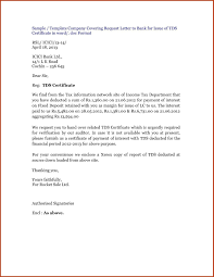 Request Letter Format For Certificate Of Employment 2018 Request