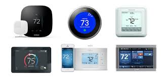 Honeywell Thermostat Comparison Chart Ultimate Thermostat Buying Guide 2019 Basics And Options
