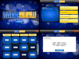 Gameshow Templates Free Powerpoint Templates Game Show Game Show Powerpoint Templates