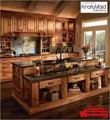 Cabin Kitchen Design Creative Best Decorating Ideas